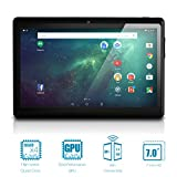 NeuTab 7'' Quad Core WIFI Tablet PC, HD 1024X600 Display, Bluetooth, Dual Camera, Google Play Pre-loaded, FCC Certified (Black)