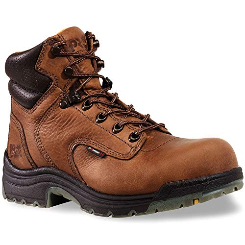"Timberland Pro Titan Women's 6"" Brown-w, 7 M Us"