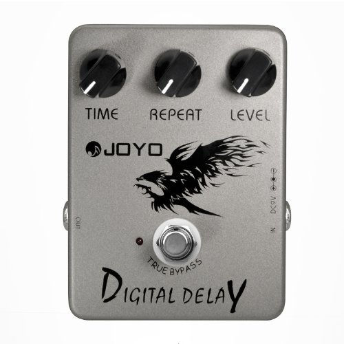 Joyo JF-08 Digital Delay Effect Pedal by Kmise