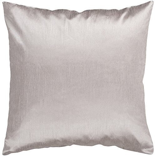Surya HH-044 Hand Crafted 100% Polyester Silver 18
