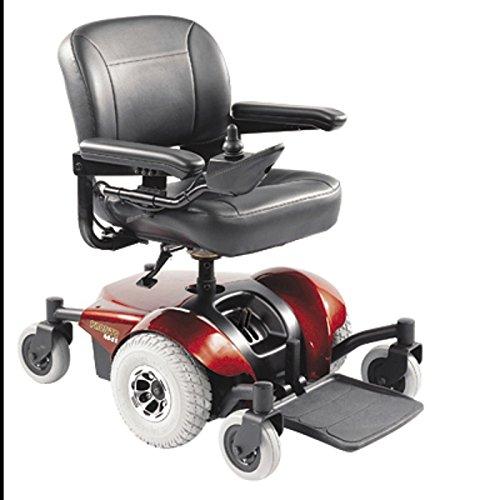Power Wheelchair Center Wheel Drive w/Medium-back Fold Do...