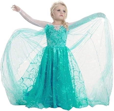 Disfraz de Elsa frozen - niña de 11/12 años - idea de regalo ...