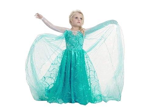 Disfraz de Elsa - niña 11/12 años - idea de regalo para ...