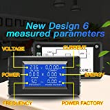 AC Current Voltage Power Energy Frequency Power