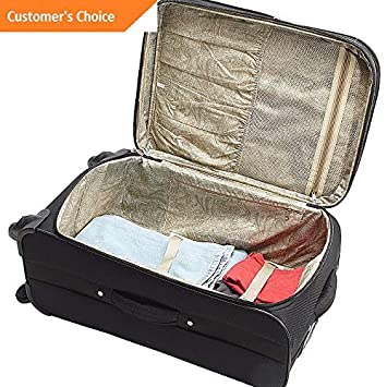 Amazon.com | Sandover South West 5 Piece gage Set + Bonus | Model LGGG - 4041 | | Luggage Sets