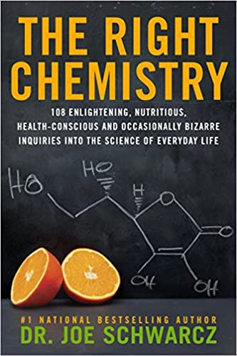 the right chemistry enlightening nutritious health  the right chemistry 108 enlightening nutritious health conscious and occasionally bizarre inquiries into the science of daily life