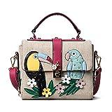 Crossbody Bag For Women Tote Bag Handbags Women Bag Ladies Shoulder Bag Handbag Women Rose