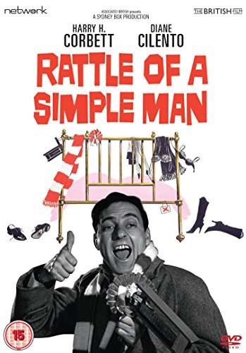 Rattle of a Simple Man [ NON-USA FORMAT, PAL, Reg.2 Import - United Kingdom ] (Rattle Pal)