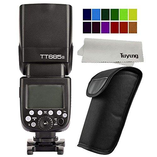 Godox TT685S GN60 1/8000s TTL 2.4G Wireless Flash Speedlite for Sony A77 II A7R II A7R A58 A99 A6000 DSLR Camera