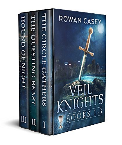 Veil Knights Box Set #1: Books 1-3 cover