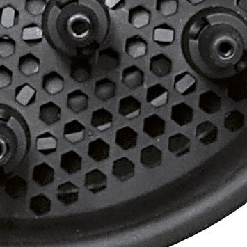 IMETEC Llongueras Bellissima DF1 1000 - Secador con difusor de pelo, para cabello ondulado y rizado, color negro: Amazon.es: Salud y cuidado personal
