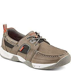 Sperry Top-sider Men's Sea Kite Sport Moc Boat Shoe,grey,9 M Us