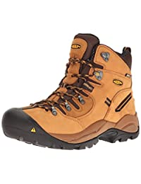 KEEN Utility Mens Pittsburgh Industrial & Construction Shoe