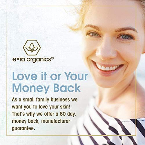 Era Organics Tea Tree Oil Face Cream - For Oily, Acne Prone Skin, Extra Soothing & Nourishing Non-Greasy Botanical… 6