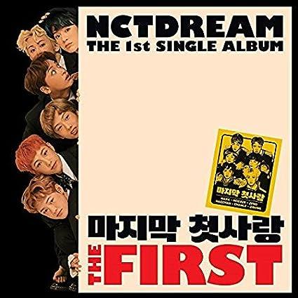 NCT DREAM - NCT DREAM - [THE FIRST] 1st Single Album CD+PhotoBook+PhotoCard K-POP SEALED - Amazon.com Music