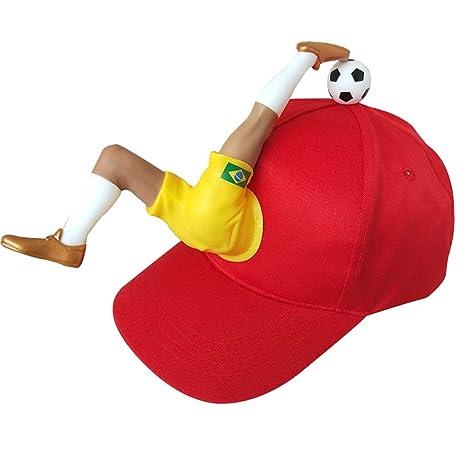 Copa Mundial De Fútbol Sombrero De Fútbol Amante De La Calle ...