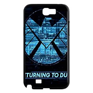 YUAHS(TM) New Cell Phone Case for Samsung Galaxy Note 2 N7100 with Agents of Shield YAS384717