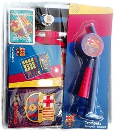 Pack 6 productos FC Barcelona OFERTON Ideal Regalo Barça: Amazon.es: Deportes y aire libre