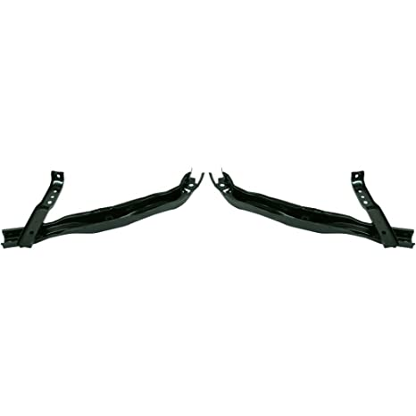 4cc14033dff49 Bumper Bracket compatible with Acura RSX 02-04 Front Right and Left Side  Set of 2 Steel
