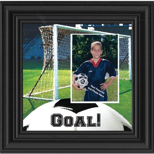 Soccer Photo Frame Award - Soccer Picture Frame Award Sports Keepsake 9714B