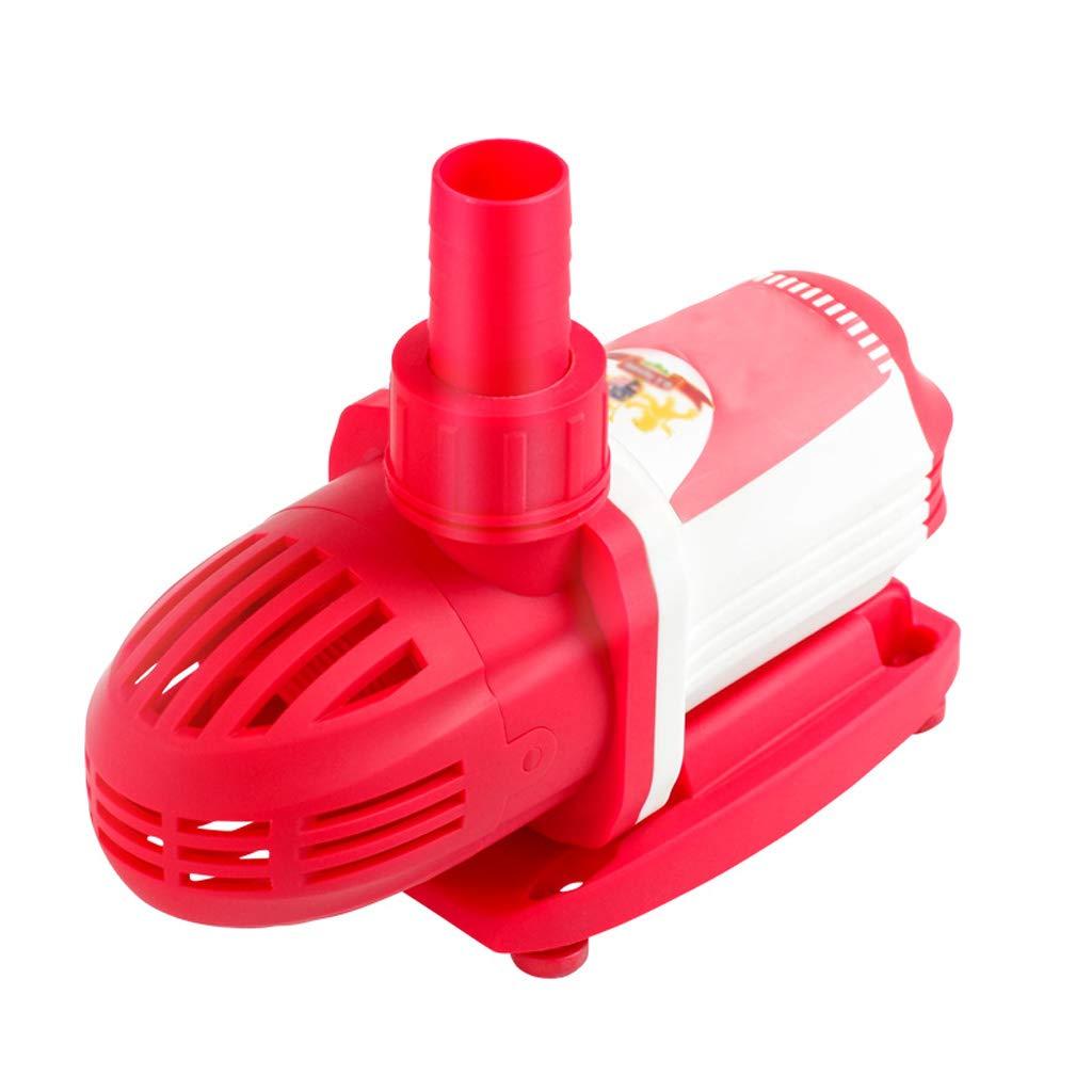 90W Frequency Conversion Pump Fish Tank Pump Silent Submersible Pump Circulation Fish Tank Filter Aquarium Filter Pump (Size   90W)