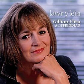 Gillian Elisa - Rhywbeth Yn Y Glas
