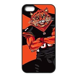 Cincinnati Bengals iPhone 4 4s Cell Phone Case Black persent zhm004_8474391