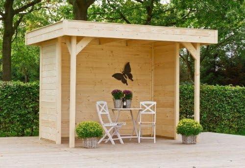 Amazon De Outdoor Flachdach Pavillon Season 3020 294 X 203 Cm
