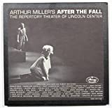 Arthur Miller's AFTER THE FALL - The Repertory Theater of Lincoln Center - Original Cast Recording - 4 Record set with booklet - 1963 [vinyl]