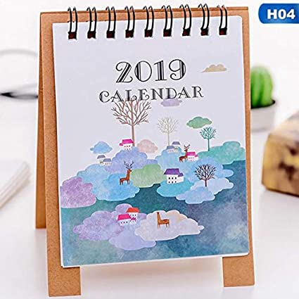 Amazon.com : Best Quality - Calendar - Hand Drawing 2019 ...