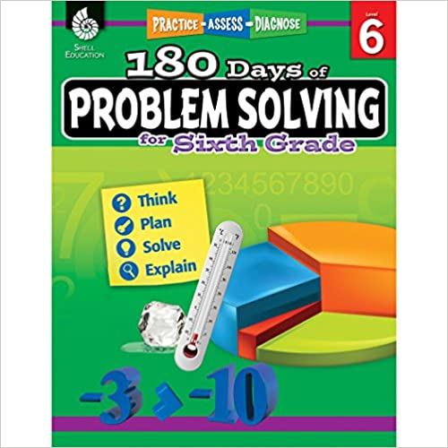 180 DAYS OF PROBLEM SOLVING FO R SIXTH GRADE