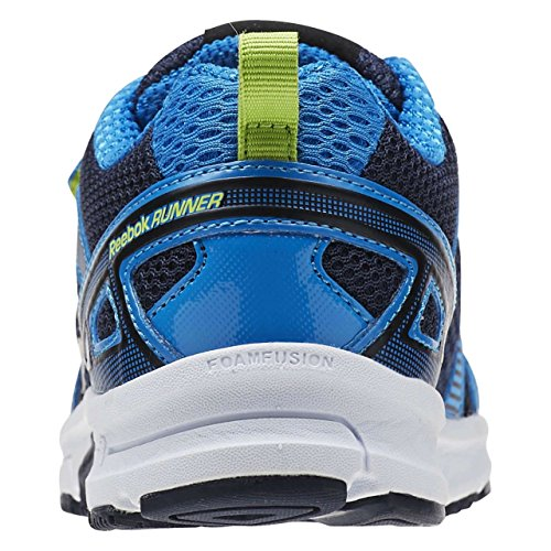 Reebok Bd4054, Zapatillas de Trail Running para Niños Azul (Azul (Horizon Blue /     Collegiate Navy /     Silvr /     Kiwi)