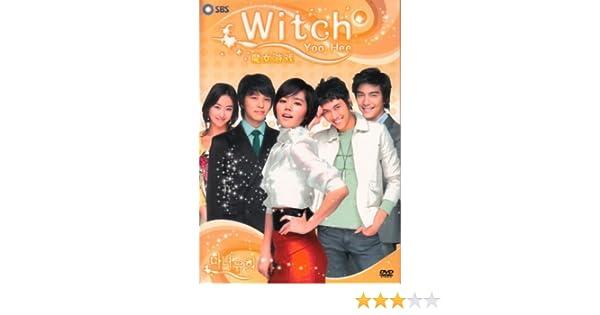 Amazon com: DVD Korean Drama WITCH YOO HEE w/English Subtitle: Jae