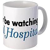 CafePress - General Hospital Fan Mug - Unique Coffee Mug, Coffee Cup