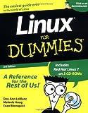 Linux for Dummies, Melanie Hoag and Dee-Ann LeBlanc, 0764507443