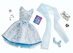 Barbie Collector–The Look colección: vestido de fiesta Barbie Fashion Pack