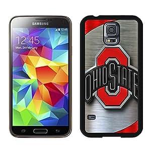 Galaxy S5 Protective Skin NCAA-BIG TEN Ohio State Buckeyes 9 Samsung Galaxy S5 I9600 G900a G900v G900p G900t G900w Case