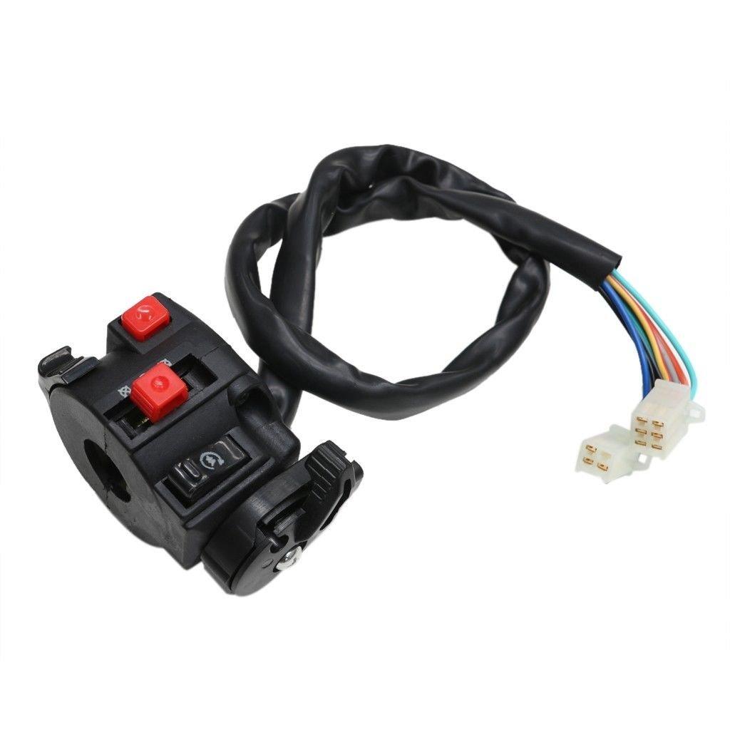 Jcmoto Kill Light Starter Choke Switch For 150cc 200 250 Start Stop Dont Know How To Wire A Motor 300cc Quad Atv Taotao Roketa Automotive