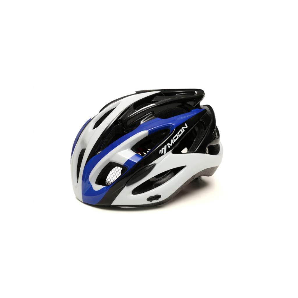 Ldd-tk Fahrradhelm CE-zertifizierter Einstellbarer Erwachsenen-Helm mit abnehmbarem Visier für Fahrrad-Rennrad-Zyklus BMX