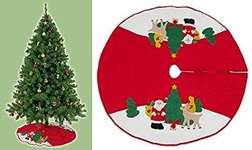Welche decke unterm weihnachtsbaum