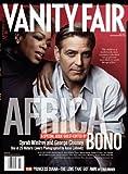 Vanity Fair July 2007 Africa Issue, Clooney/Oprah Cover