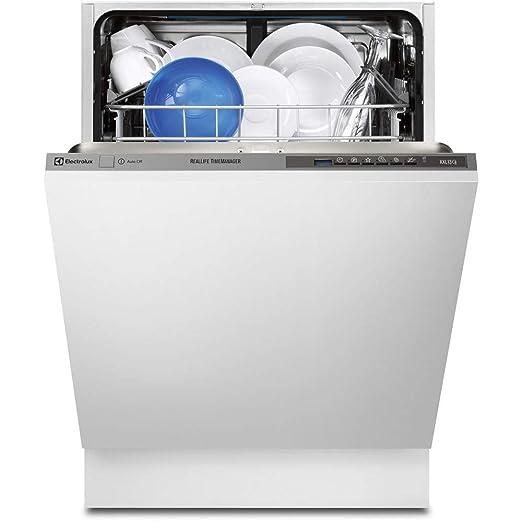 Electrolux Rex TT803R3 Lavastoviglie ad incasso A++ , Bianco ...