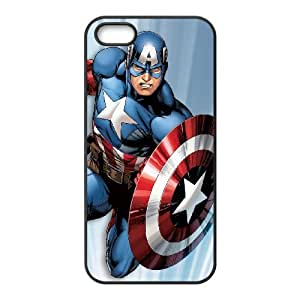 Captain America for iPhone 5,5S Phone Case 8SS459850