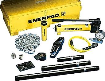 Enerpac MS2-20 12.5 Ton Hydraulic Maintenance Set