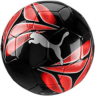 PUMA One Triangle Ball Balón de Fútbol, Adultos Unisex, Black-Nrgy ...