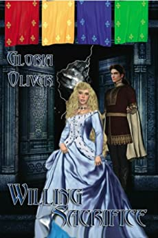 Willing Sacrifice by [Oliver, Gloria]