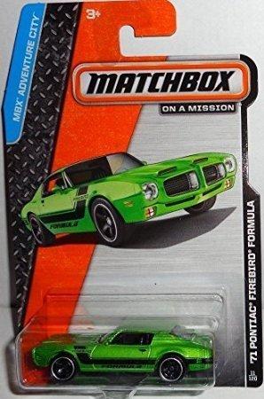 matchbox 71 pontiac firebird - 2