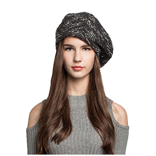"Maitoseâ""¢ Women's Wool Beret Gray"