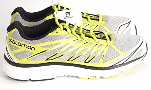 X Grau Salomon Herren Tour 373245 Low Schuhe 2 Top Grau wO7OT5q
