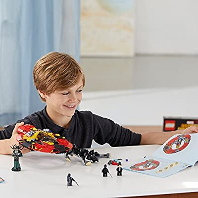 LEGO Super Heroes The Ultimate Battle for Asgard 76084 Building Kit: Toys & Games